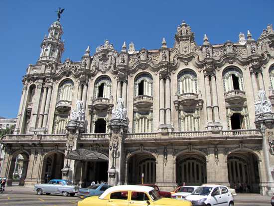 Grand Theatro de Habana