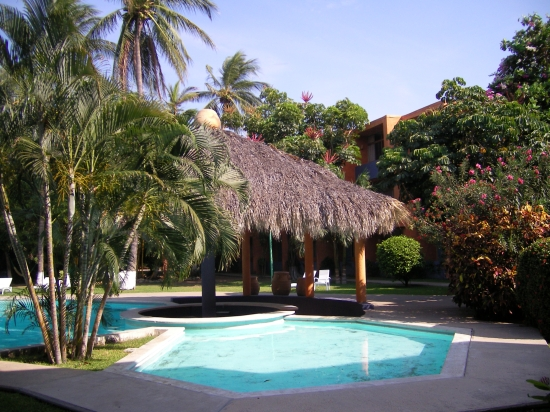 Hotel in Tehuantepec